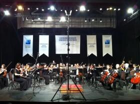 Cumhurbaşkanlığı Senfoni Orkestrası 14 Kasım'da Denizli'deydi