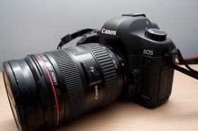 Canon 5D'nin Olağanüstü Doğa Şartları Altındaki Performansı