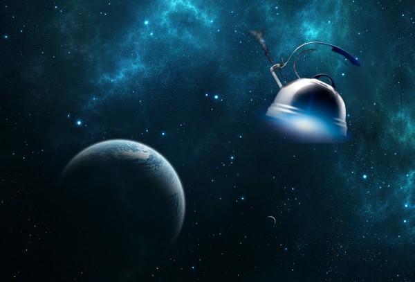 Uzaydaki Çaydanlık