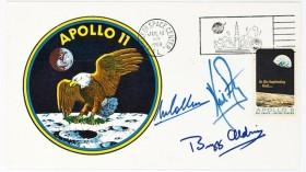 Apollo 11 Astronotlarının Hayat Sigortası